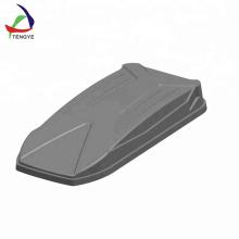 Usine en plastique adaptée aux besoins du client de boîte de toit de voiture disponible de boîte de bagage de voiture Chine