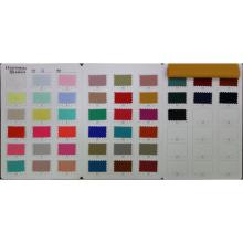 Tecido de vestuário de vestuário de linho tecido de poliéster
