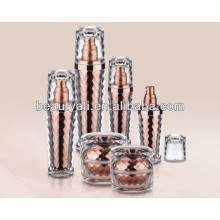 Double Wall Acrylic Bottle 15ml 30ml 60ml 120ml