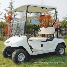 Carro e carros elétricos do golfe de Curtis (DG-C2) com Ce aprovado
