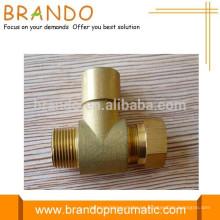Accesorios de cobre de refrigeración de alta calidad
