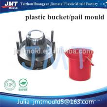 fabricante de molde padrão de alta qualidade esfregão plástico balde