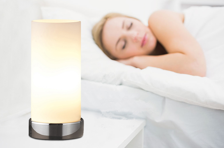 remote control table lamp
