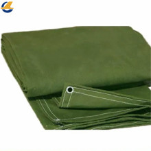 Olive Drab Cotton Canvas Plane
