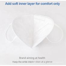 Einweg 3D Fold KN95 Gesichtsmaske