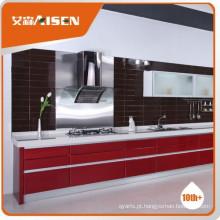 Armarios de cozinha modernos de alta qualidade