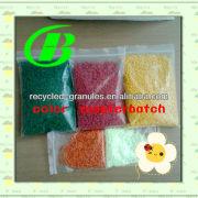plastic additive PE compound color masterbatch