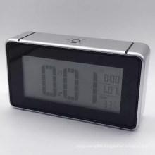 Desk Alarm Clock with Backlight (CL213)