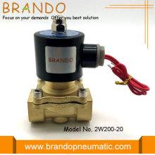 Solenoid Fluid Control Valve 2W200-20