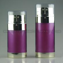 20 ml 40ml tubos doble prensa botellas de Toner de la piel