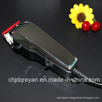 Professional Rechargeable Hair Clipper with Adjustable Control Lever