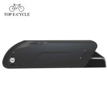 Batería eléctrica de ion de li de la bicicleta 36v célula de Panasonic