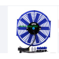 14inch Blue Universal Car Radiator Electric Fan Cooling