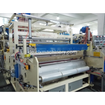 LLDPE Wrapping Film Making Pflanze