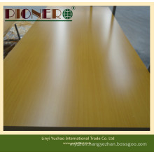 Yellow Melamine Plywood for Making Furniture