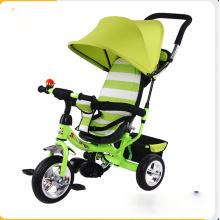 Трехколесный трицикл для малышей Trike Велосипед для малышей