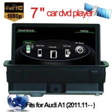 Coche para Audi A1 sistema de radio de navegación de DVD (HL-8862GB)