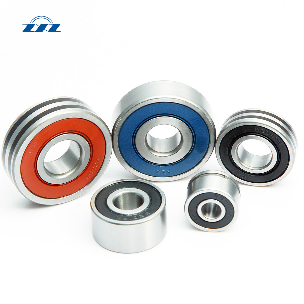 6302 6202 Deep Groove Ball Bearings