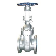 Válvula de porta de aço fundido para aplicação de óleo