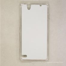 Sony serie de transferencia de calor caja del teléfono celular en blanco
