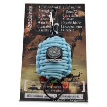 2016 горячего сбывания 7 стренг комплект выживания гранаты paracord 550lbs Кита alibaba порекомендуйте добро пожаловать, котор нужно приказать