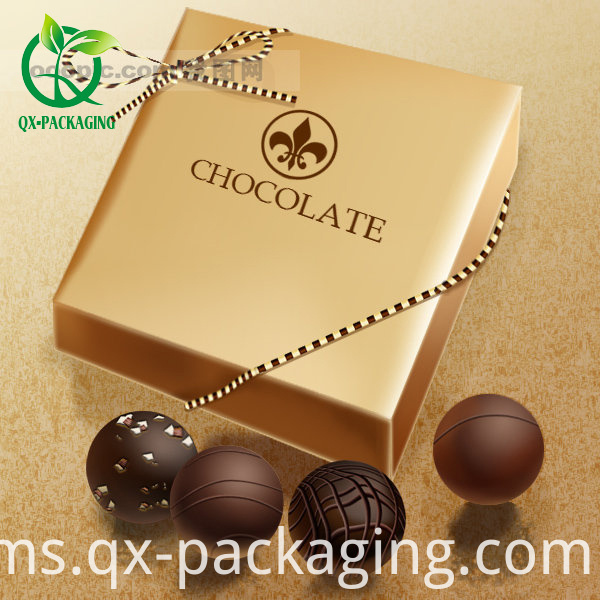 Chocolate packaging wholesale