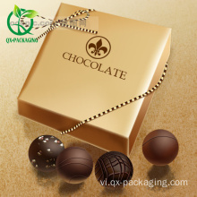 Hộp chocolate giấy cao cấp