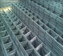 Blok konkrit kerja menggunakan dawai