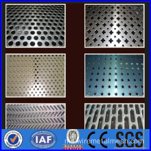 Lubang mikro Punch Perforated Mesh logam