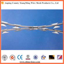 Tipo de Cbt alambre de púas de la afeitadora de la consonancia (ISO9001: 2001)