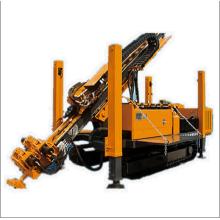 Plataformas hidráulicas portátiles de perforación de minas de pozos de agua y aire