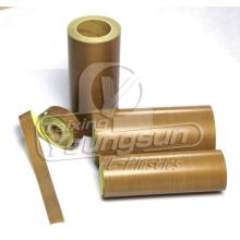 OEM/ODM for Heat Proof Adhesive Tape PTFE fabric with adhesive/PTFE adhesive tape supply to Finland Manufacturers