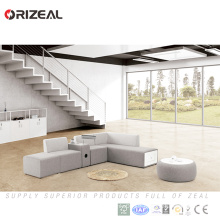 Orizeal Hot Sale Fabric modular sofa, New Fashion modern modular sectional sofa(OZ-OSF029)