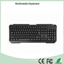 Le clavier de jeu multimédia le moins cher (KB-1688-B)