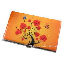 Cardcase conhecido epóxi para o presente do negócio (BS-E-012)