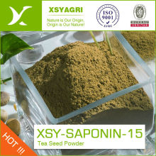 80 Mesh tea seed powder with tea seed saponin 18%