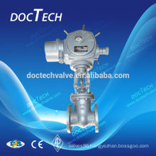Electric Actuator and Pneumatic Actuator Gate Valve End Flange DIN