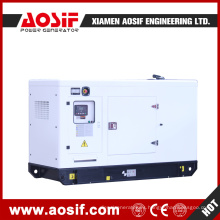 Aosif Soundproof Power Plant Diesel Generator Set en venta