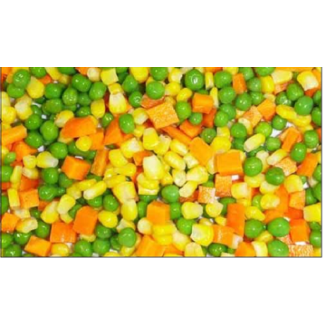 Frozen Mixed Vegetables Processing