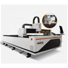 Hot Sale Metal Fiber Laser Cutting Machine Cut Lazer Automatic Industrial Machinery Equipment 1000w 2kw 3kw 6kw For Metal Plate