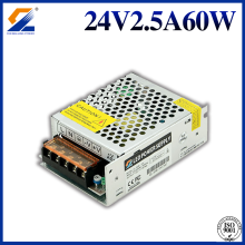 Conducteur de LED 24V 2.5A 60W