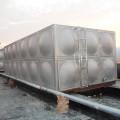 Stainless Steel Modular Panel Water Storage Tank