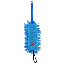 2018 Colourful Cleaning Handle Chenille Microfiber Duster
