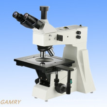 Professional High Quality Upright Metallurgical Microscope (Mlm-302)