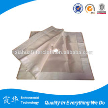 Tissu de presse-filtre en polypropylène dans l'industrie