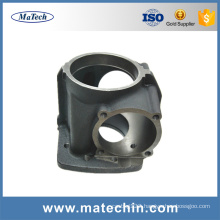 ISO9001 China Foundry Custom Ductile Cast Iron Sand Casting