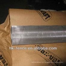 304 planície twilled tecelagem entrelaçada de tecelagem de malha de arame de aço inoxidável vendas quentes