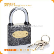 Nova Moda Water Proof plástico pintado Safe Lock