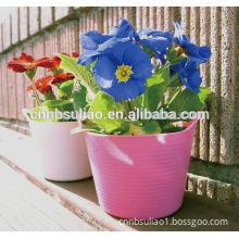 garden flower pot bucket
