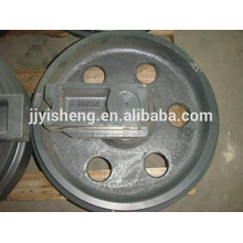hot sale PC200 excavator idler assembly